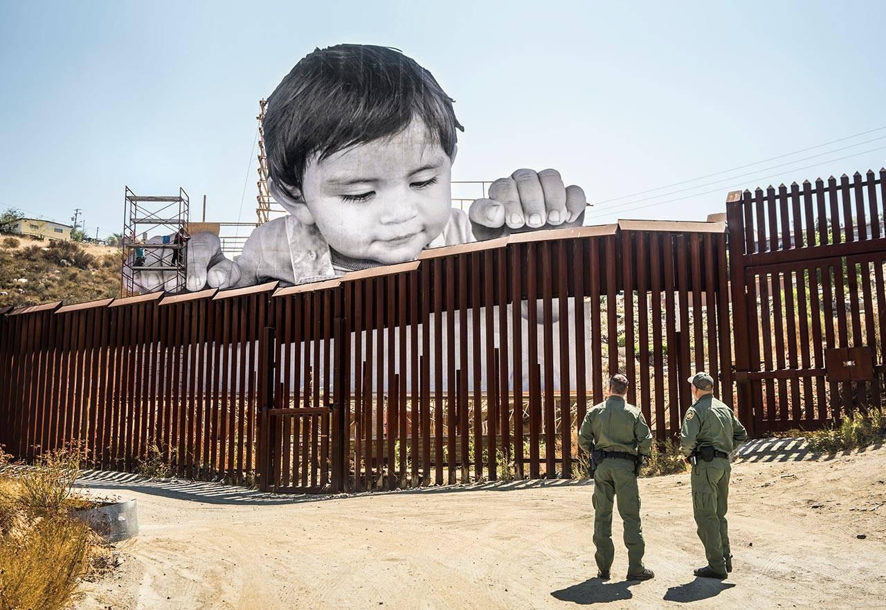 גבול מקסיקו ארצות הברית, 2017