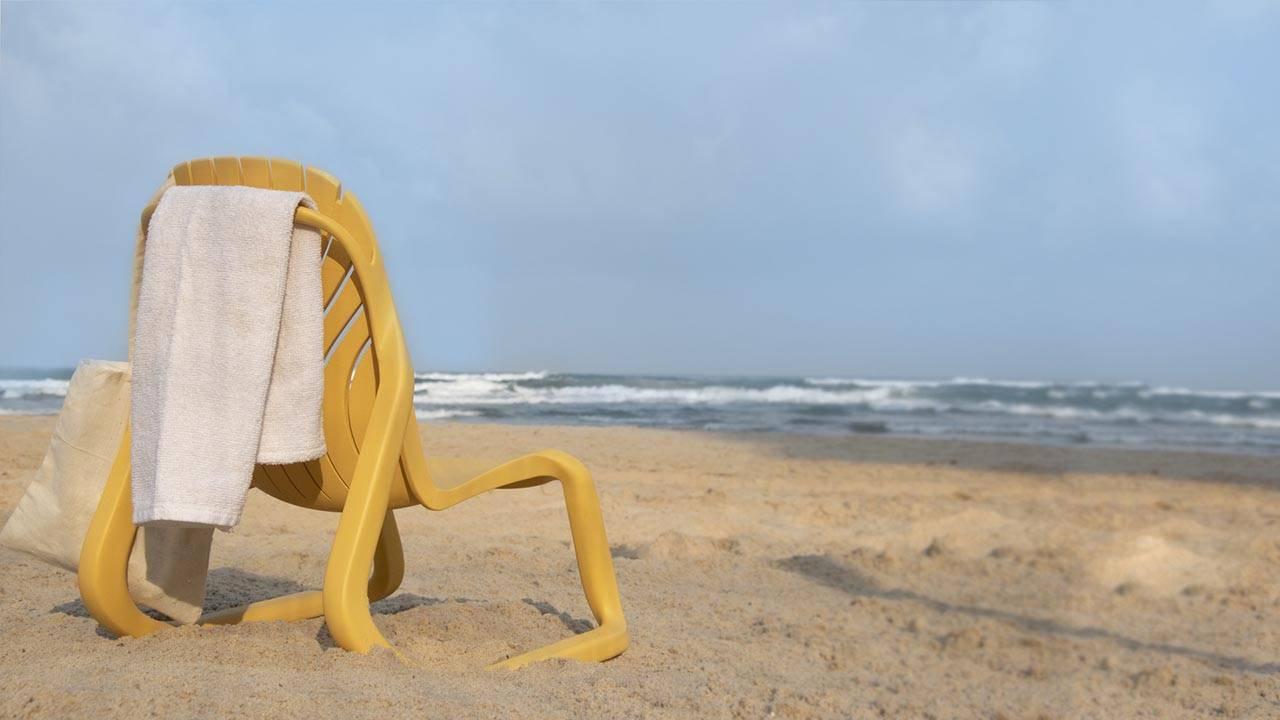שגיא ממן / Wave Chair