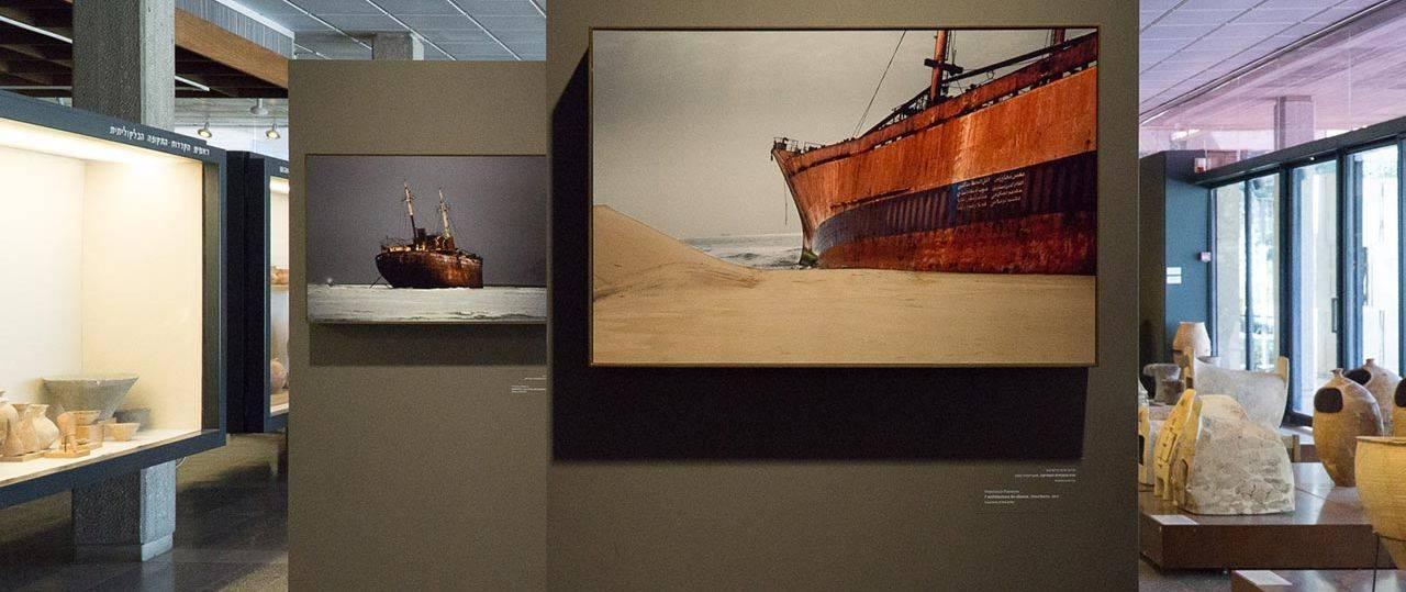 הפוטומנטה בביתן הקרמיקה, מוזיאון ארץ ישראל