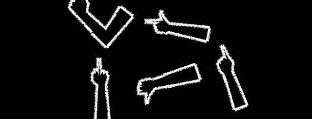 גד צ׳רני, תנועות מגונות