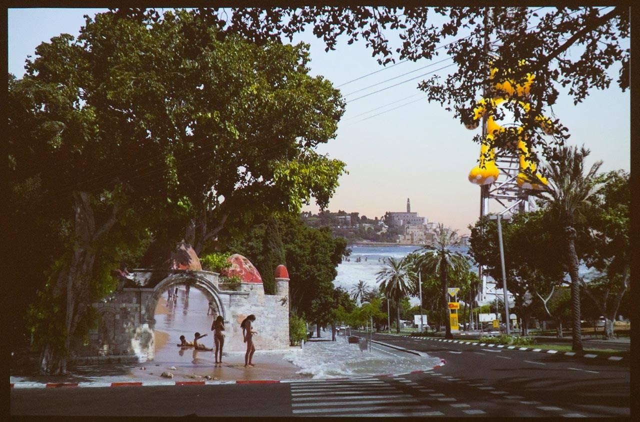הינדה וייס (ישראל). צילום מתוך הקרנת וידאו: ענבל כהן חמו