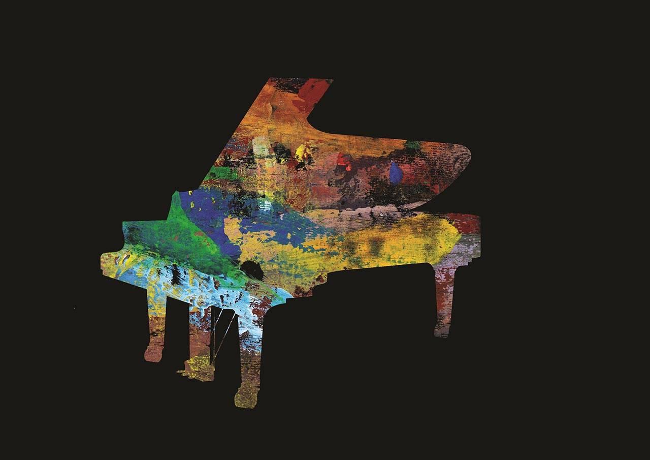 יונתן גל, הפסנתר