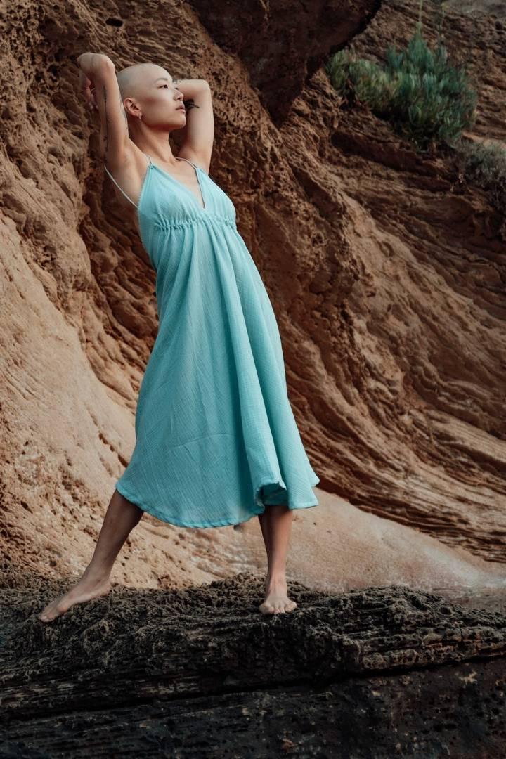 לוס אהינה, צילום קסני קולסני