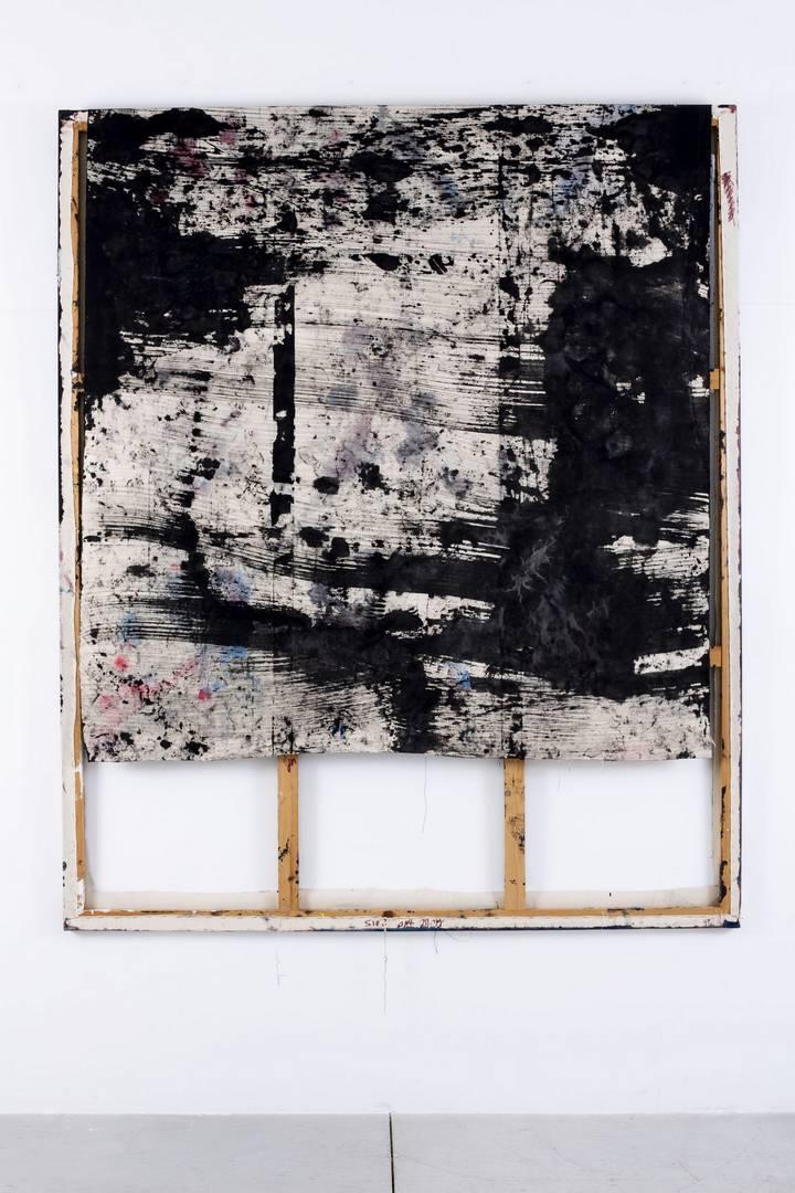 סמדר אליאסף במוזיאון הרצליה. צילומי עבודות: אביתר הרשטיק